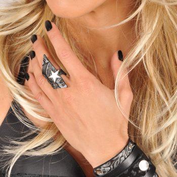 komplet zapestnica prstan evileve Passion