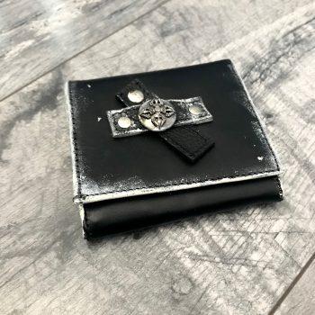 moska usnjena denarnica dare to wear evileve
