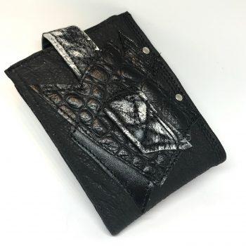 usnjena moska denarnica blackstar zero evileve