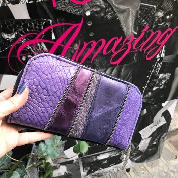 denarnica purple chic maxi evileve