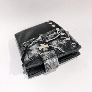 moška usnjena denarnica Blackstar Maltese EvilEve