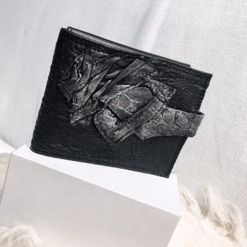 usnjena moska denarnica Blackstar Showtime EvilEve