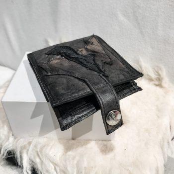 usnjena moska denarnica Blackstar Hyperion EvilEve