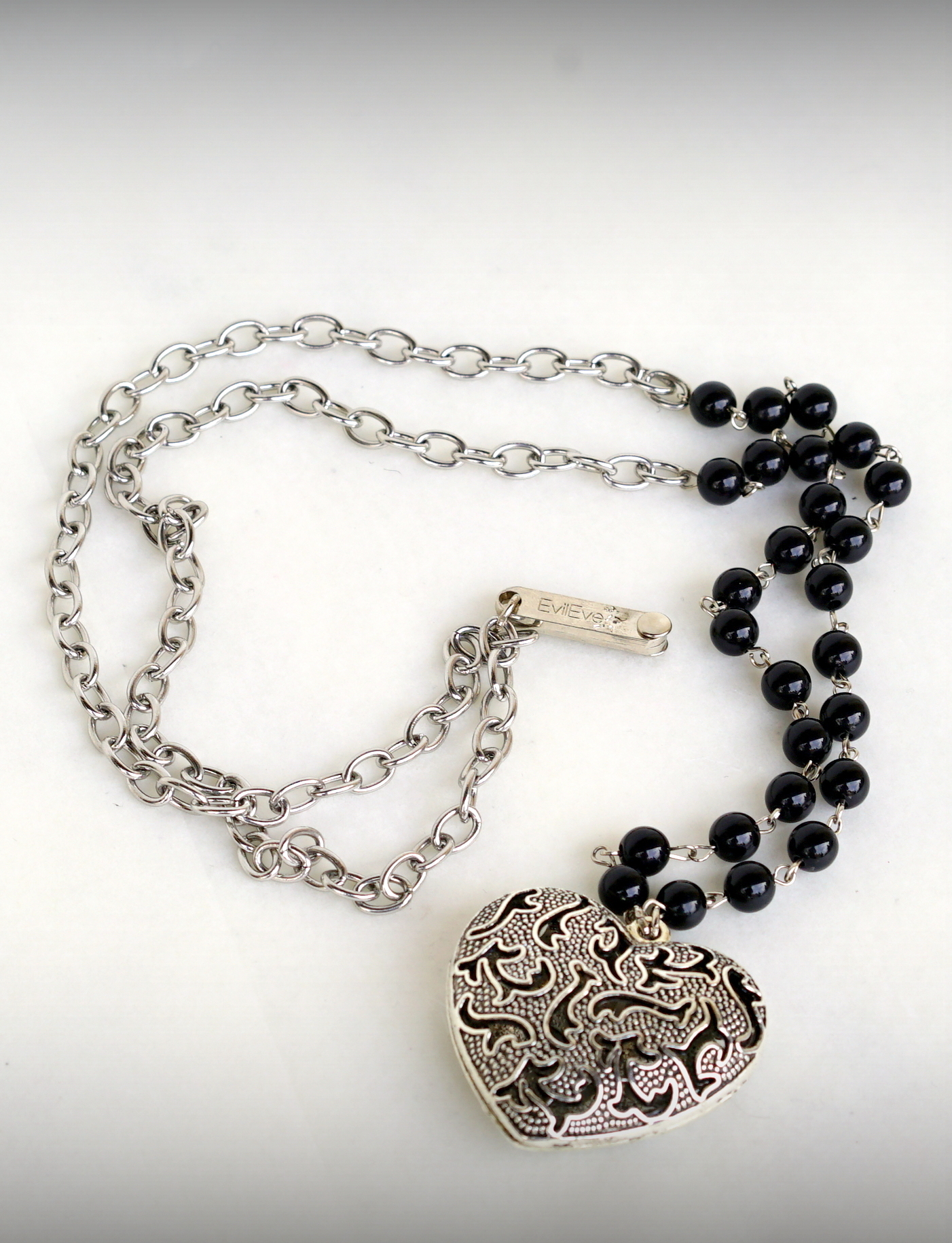 Rockstar Heart Necklace EvilEve