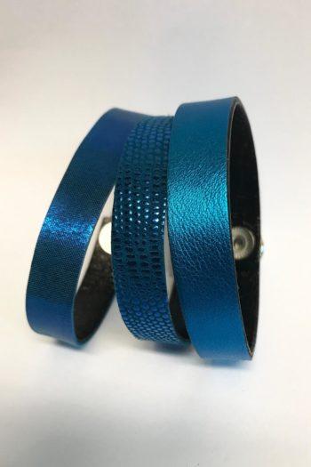 TRIPLET DEEP BLUE by EvilEve