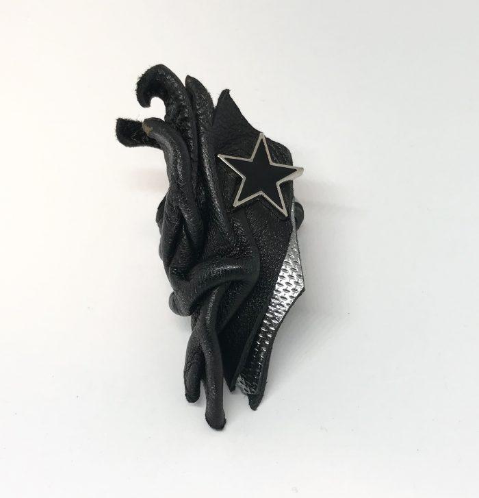 usnjen prstan BLACKSTAR EVILEVE