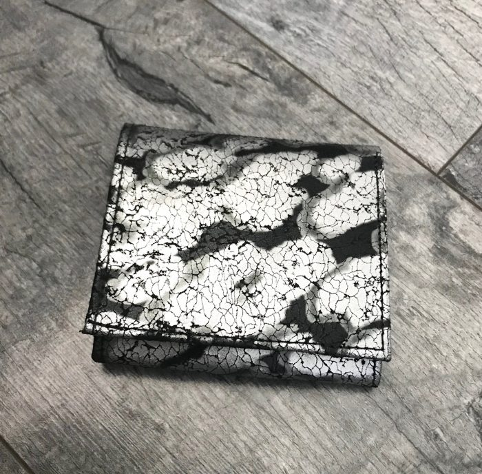 leather wallet chic mini classy evileve