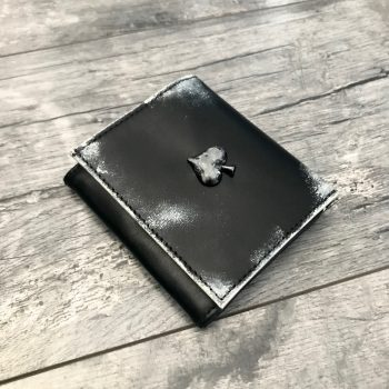 leather wallet men spade evileve