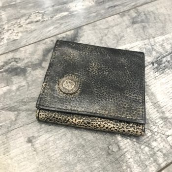 leather wallet men brownie evileve