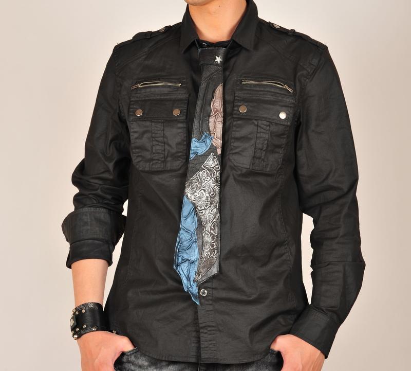 bluestar leather tie evileve