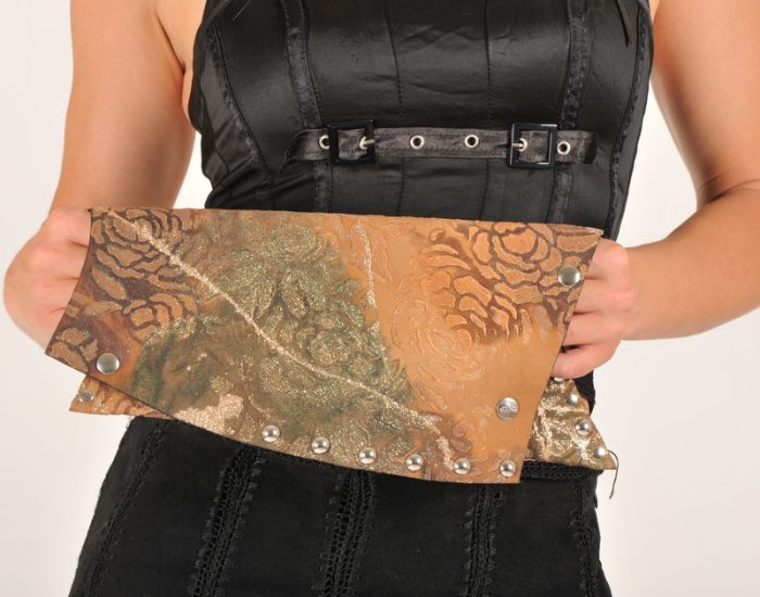 leather clutch evileve chic breeze