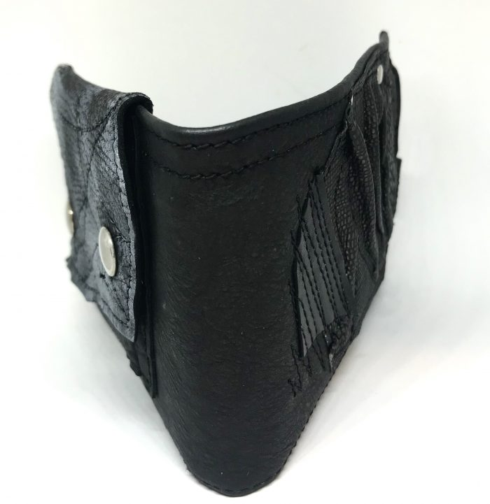 blackstar fusion leather wallet evileve men