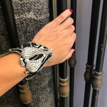 Rocker Angel bracelet evileve
