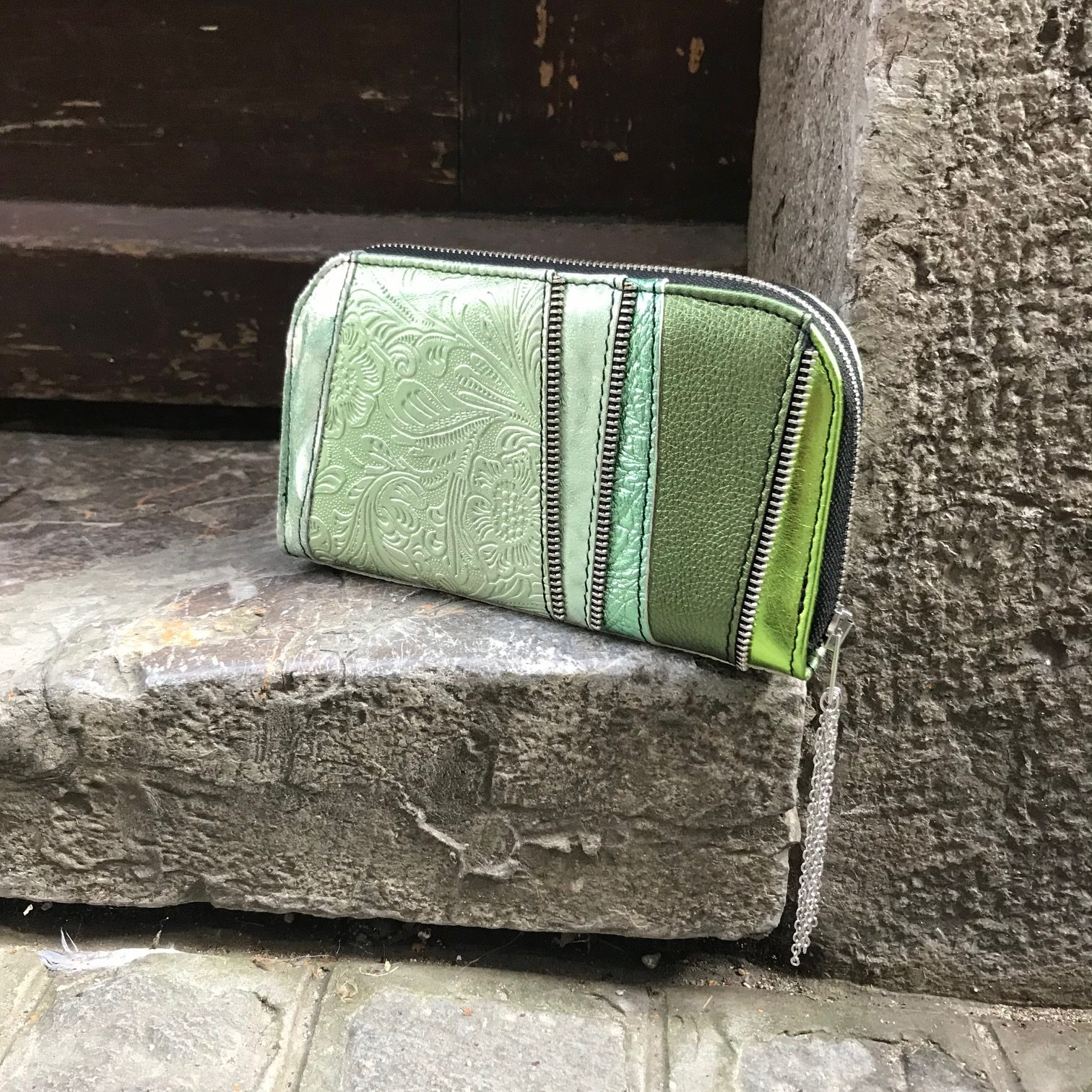 Mint Chic Maxi Wallet EvilEve