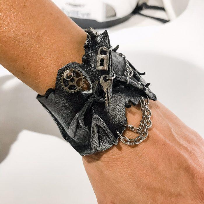 Steampunk Locket Unisex Bracelet EvilEve