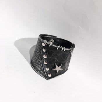 Rockers Studded Unisex bracelet EvilEve