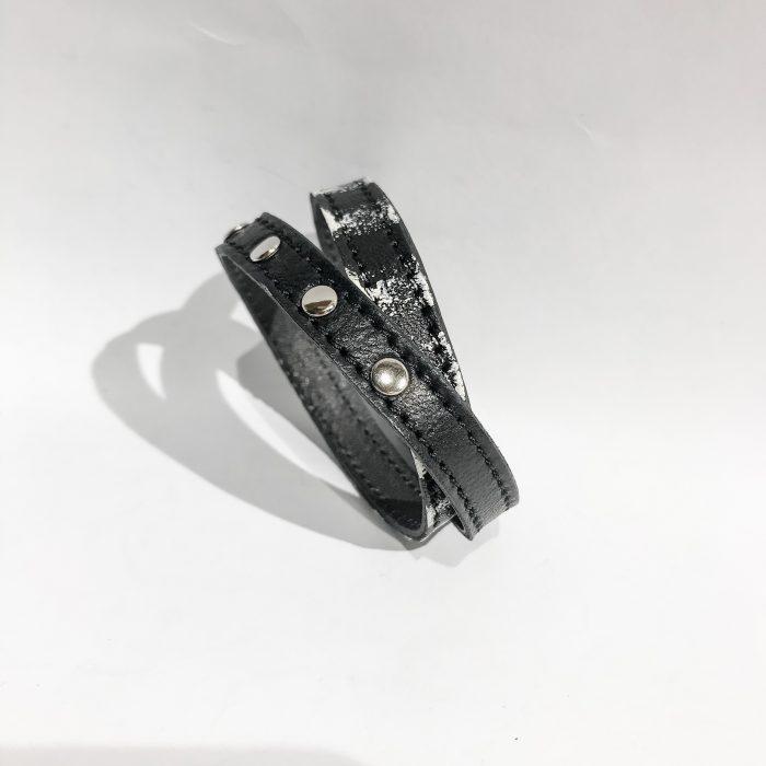 Rocker Double Wrap Unisex bracelet EvilEve