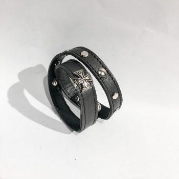 Stage Double Wrap Unisex Bracelet EvilEve