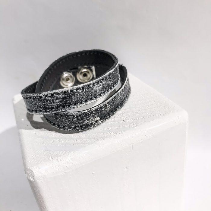 Simplicity Double Wrap Unisex Bracelet EvilEve