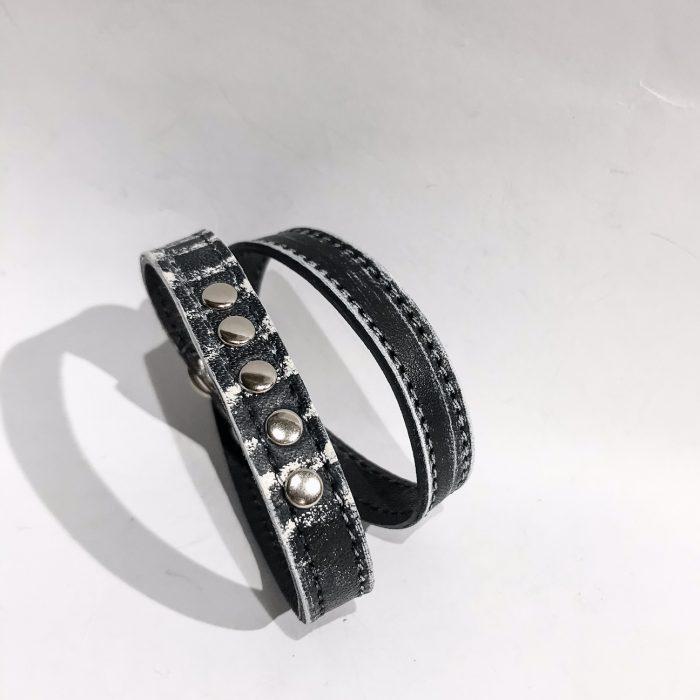 RockerStyle Double Wrap Unisex Bracelet EvilEve