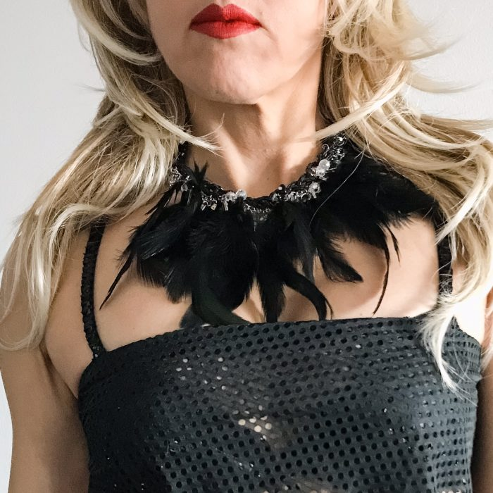 Raven Necklace EvilEve