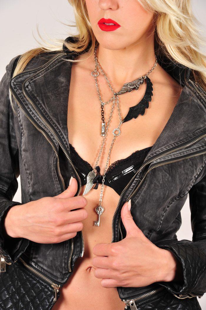 Angels Necklace EvilEve