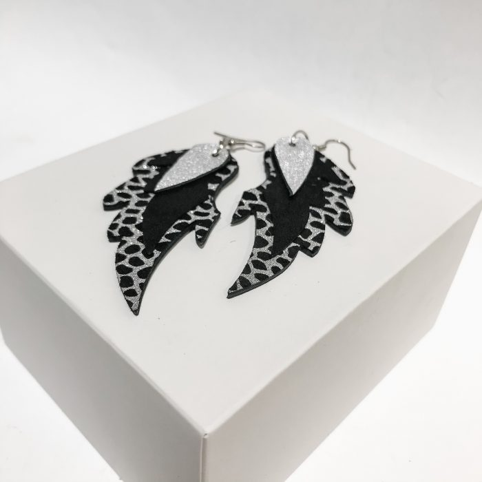 Angelwings dream icon earrings EvilEve