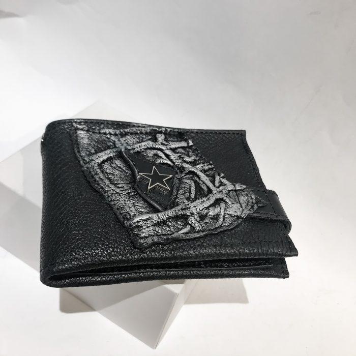 Blackstar Show Leather Wallet