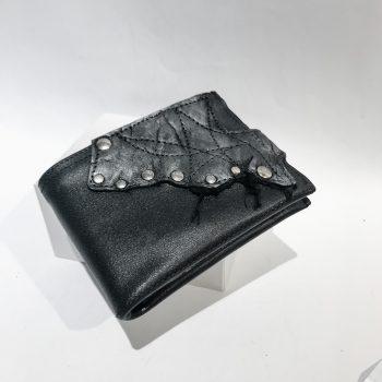 Blackstar Mash Leather Wallet EvilEve