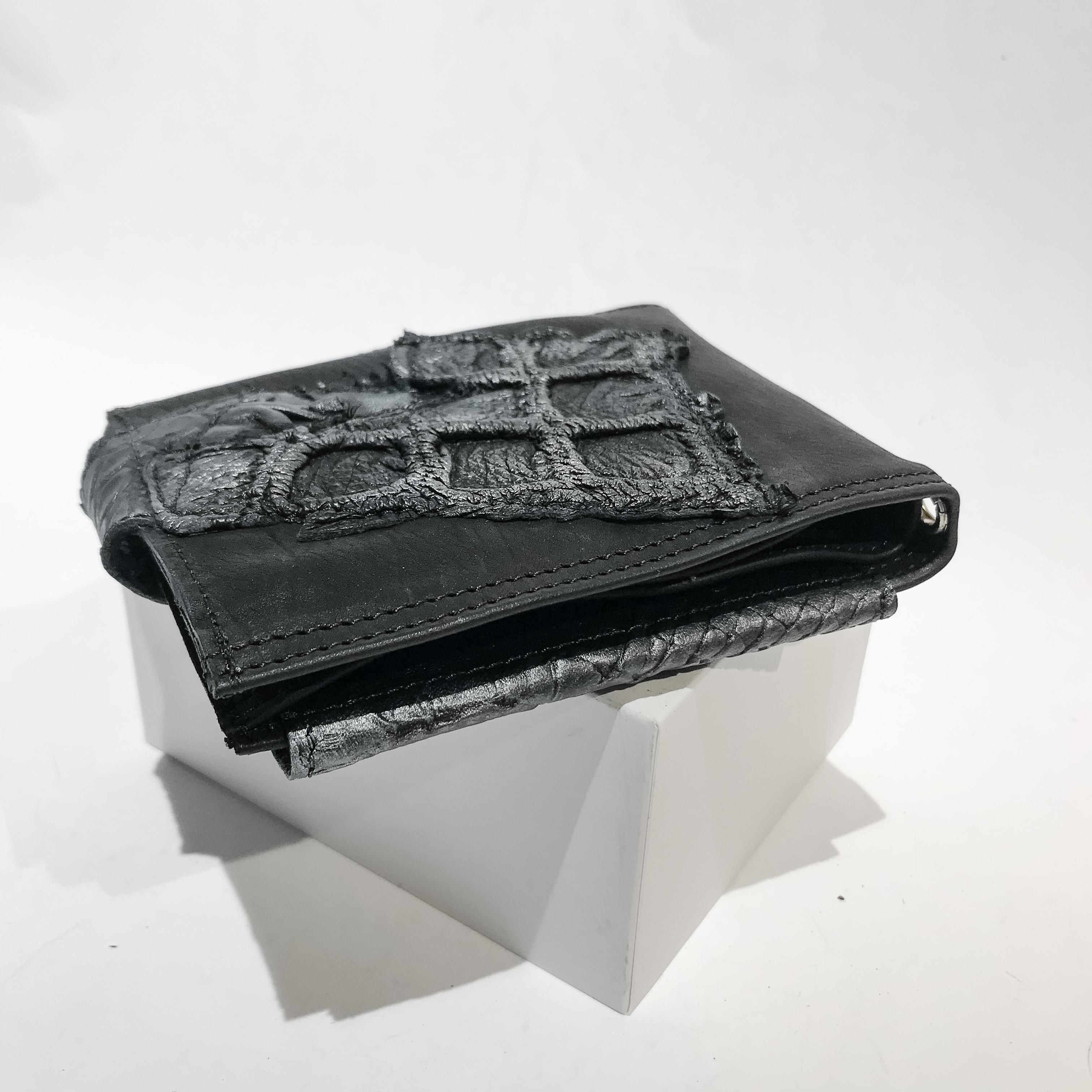 Blackstar Class Leather Wallet EvilEve