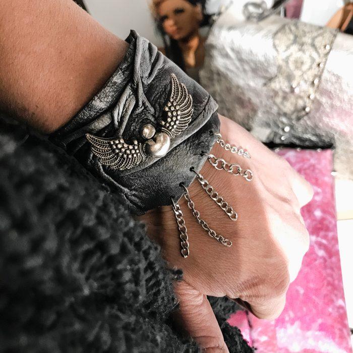 RockAngel SilverBoost bracelet EvilEve