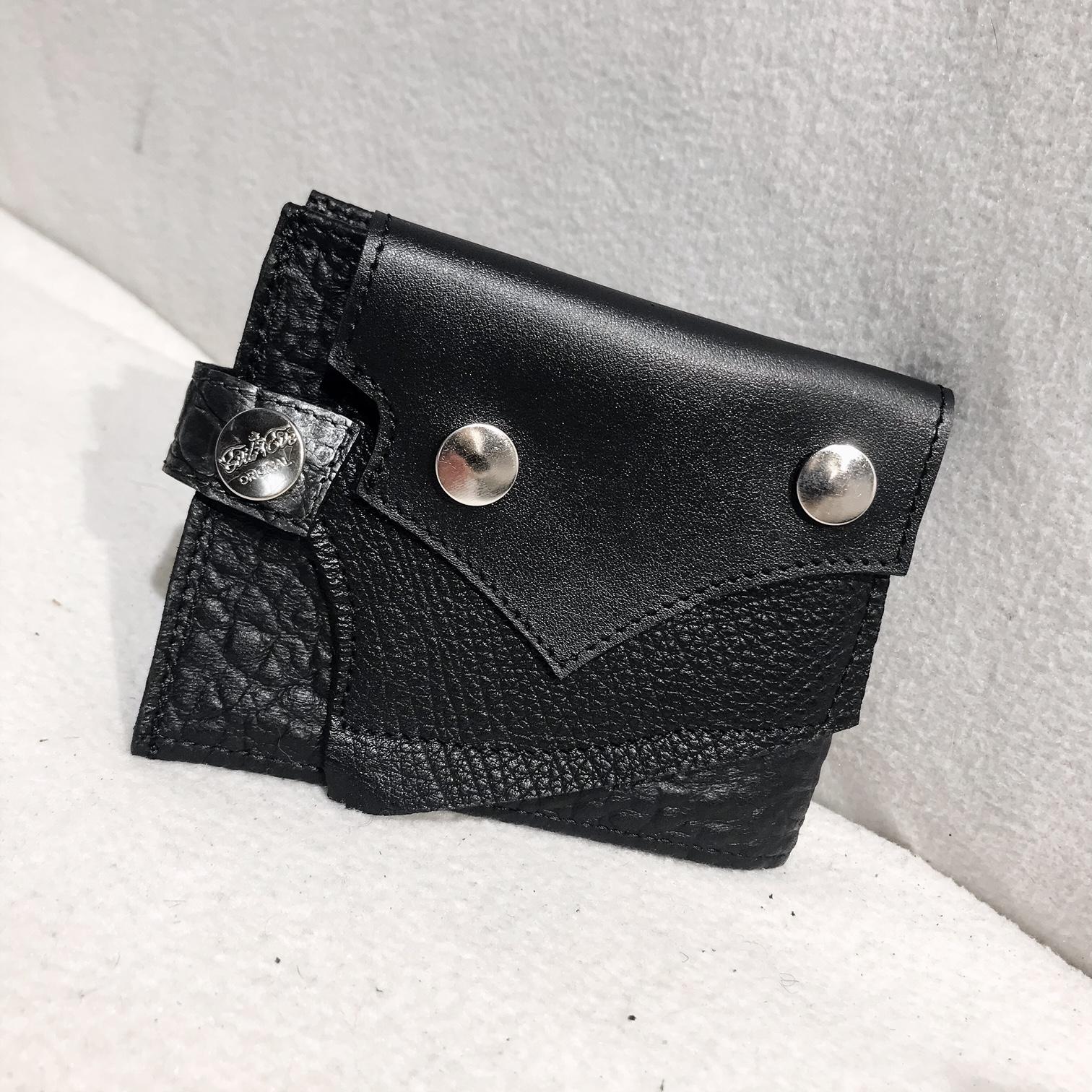 Blackstar Showtime leather wallet EvilEve