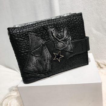 Blackstar Mimas leather wallet EvilEve