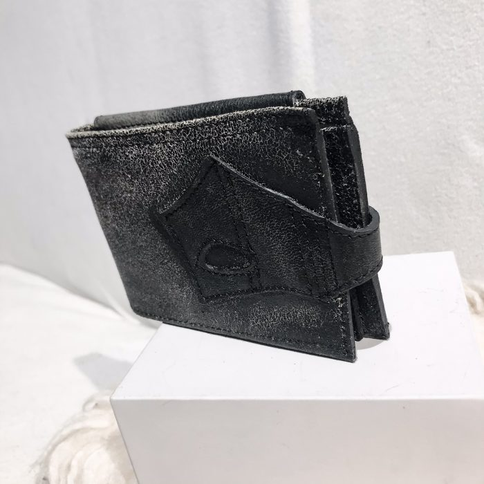 Blackstar Rhea leather wallet EvilEve