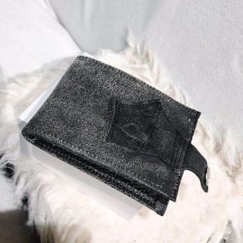 Blackstar Rhea leather wallet EvilEve