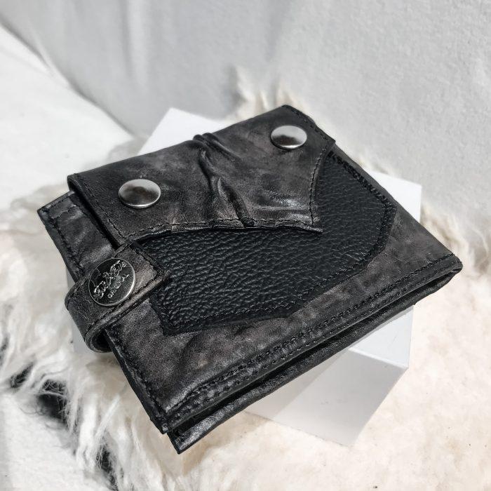 Blackstar Hyperion leather wallet EvilEve
