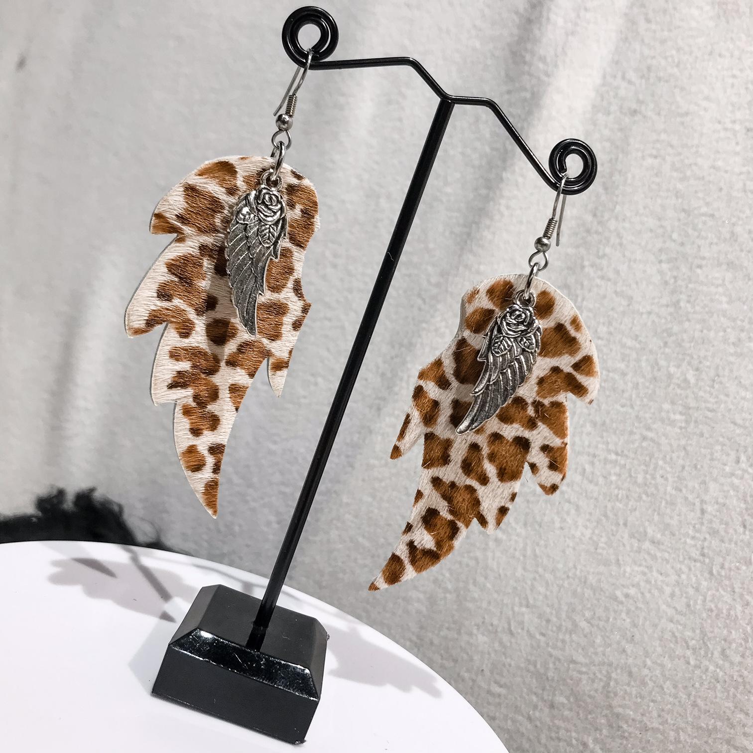 Angelwings dream cavallino earrings EvilEve